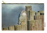 Solitary Gull Carry-all Pouch