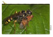 Solitary Wasp Carry-all Pouch