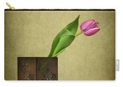 Solitude In Bloom Carry-all Pouch