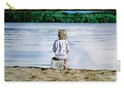 Solitude Upon The Lake Carry-all Pouch