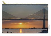 Something About A Sunrise Triptych 2 Carry-all Pouch