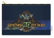 Something Ate My Alien #3 Carry-all Pouch