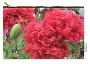 Somniferum Poppy 1 Carry-all Pouch