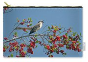 Song Of The Mockingbird Carry-all Pouch