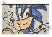 Sonic The Hedgehog Carry-all Pouch