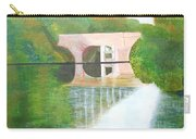 Sonning Bridge In Autumn Carry-all Pouch