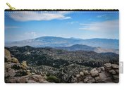 Sonoran Cliff Lookout Carry-all Pouch