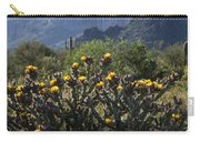 Sonoran Desert Cholla  Carry-all Pouch