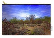 Sonoran Desert H1819 Carry-all Pouch