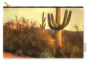Sonoran Desert Morn Carry-all Pouch