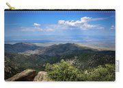 Sonoran Hillside Lookout Carry-all Pouch