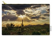 Sonoran Splendor  Carry-all Pouch