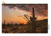 Sonoran Summer  Carry-all Pouch