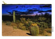 Sonoran Twilight Carry-all Pouch