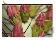 Soon To Bloom Carry-all Pouch
