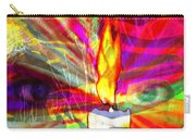 Sorcerer's Candle Carry-all Pouch