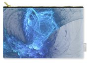 Sorching Blue Heaven Carry-all Pouch