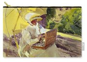 Sorolla: Painter, 1907 Carry-all Pouch
