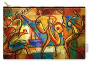 Soul Jazz Carry-all Pouch