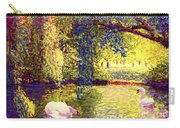 Swans, Soul Mates Carry-all Pouch