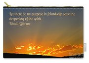 Soulful Friends Carry-all Pouch