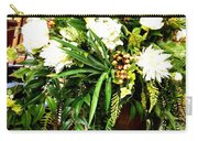 Sound Of Flowers Carry-all Pouch