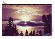 Sound Of The Sun Carry-all Pouch