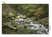 Sounds Of A Mountain Stream Carry-all Pouch