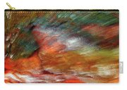 Sounds Of Thunder Abstract Carry-all Pouch