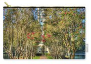 Sounds Of Victory The Bell Tower Furman University Greenville South Carolina Art Carry-all Pouch