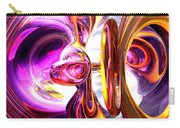 Soundwave Abstract Carry-all Pouch