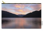 South Argentina Villarino Lake Carry-all Pouch