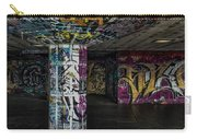 South Bank Skatepark Graffiti  Carry-all Pouch
