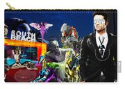 South Beach Carry-all Pouch by Jean raphael Fischer