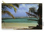 South Caye Belize Carry-all Pouch
