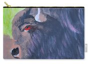 South Dakota Bison Carry-all Pouch