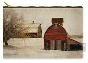 South Dakota Corn Crib Carry-all Pouch