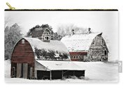 South Dakota Farm Carry-all Pouch by Julie Hamilton