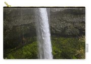 South Falls Of Silver Creek II Carry-all Pouch