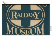 South Florida Railway Museum Carry-all Pouch