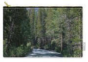 South Fork San Joaquin River - Kings Canyon National Park Carry-all Pouch