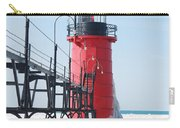 South Haven Pierhead Light Carry-all Pouch