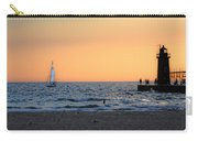 South Haven Sunset Carry-all Pouch