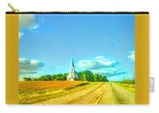 South Immanuel, On A Hill Far Away Carry-all Pouch