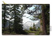South Lake Tahoe Mountain Trail Carry-all Pouch