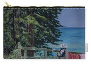 South Lake Tahoe Summer Carry-all Pouch