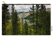 South Lake Through The Pines Carry-all Pouch