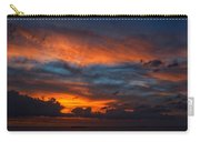 South Pacific Sunset Carry-all Pouch