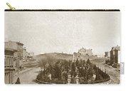 South Park San Francisco Circa 1870 Carry-all Pouch