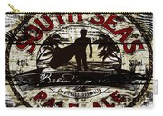 South Seas Pale Ale Sign Carry-all Pouch